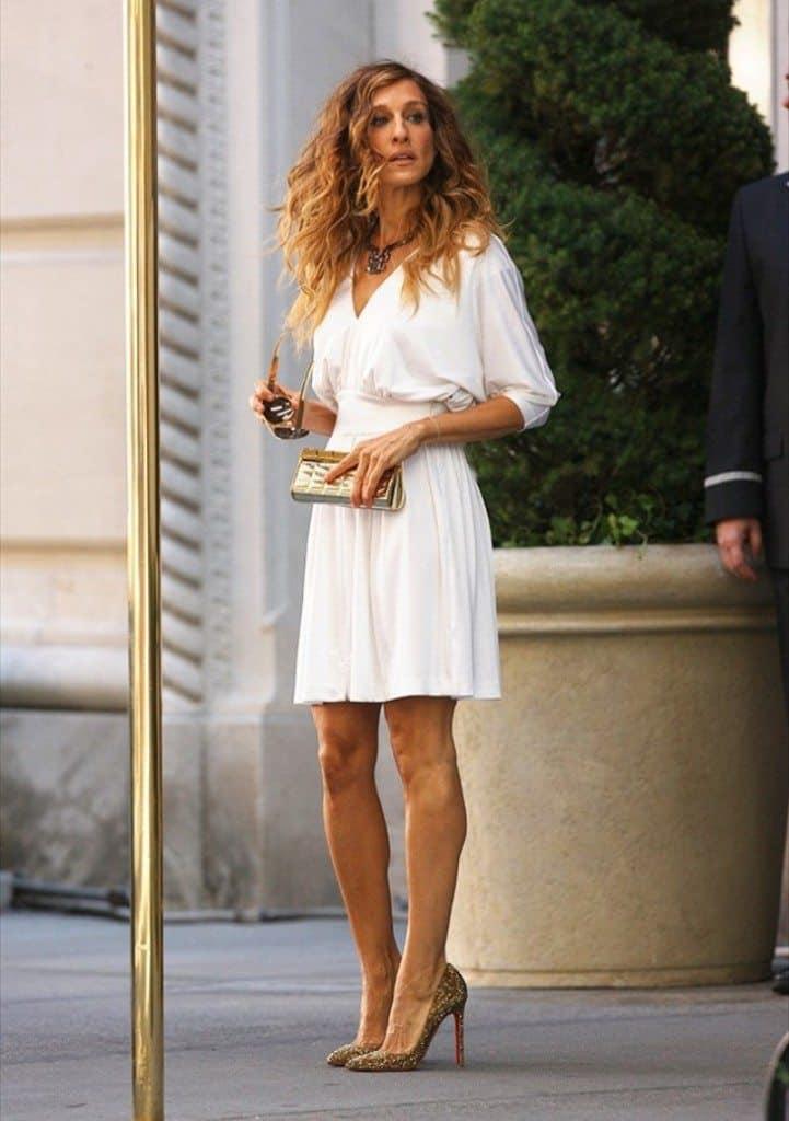 10 Carrie Bradshaw Dresses That Make Us Go Wow