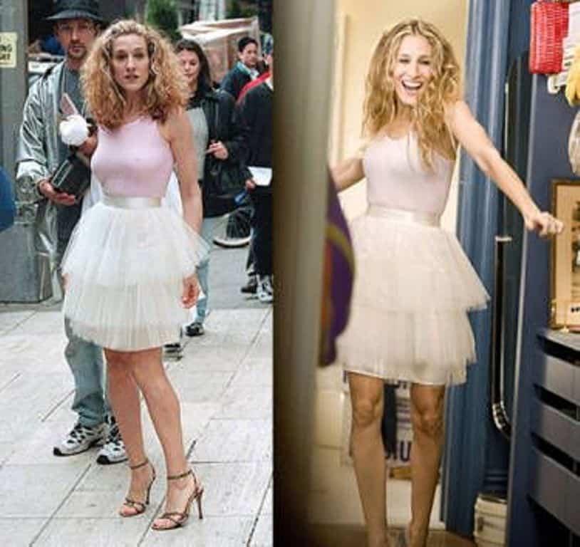 10 Carrie Bradshaw Dresses That Make Us Go Wow 2