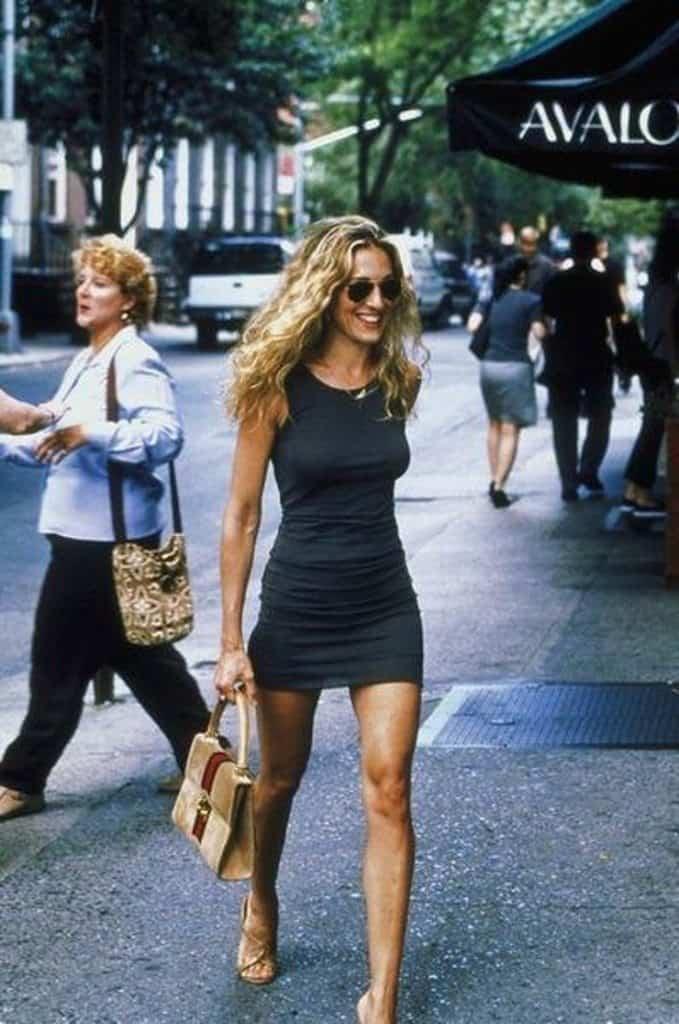10 Carrie Bradshaw Dresses That Make Us Go Wow 4