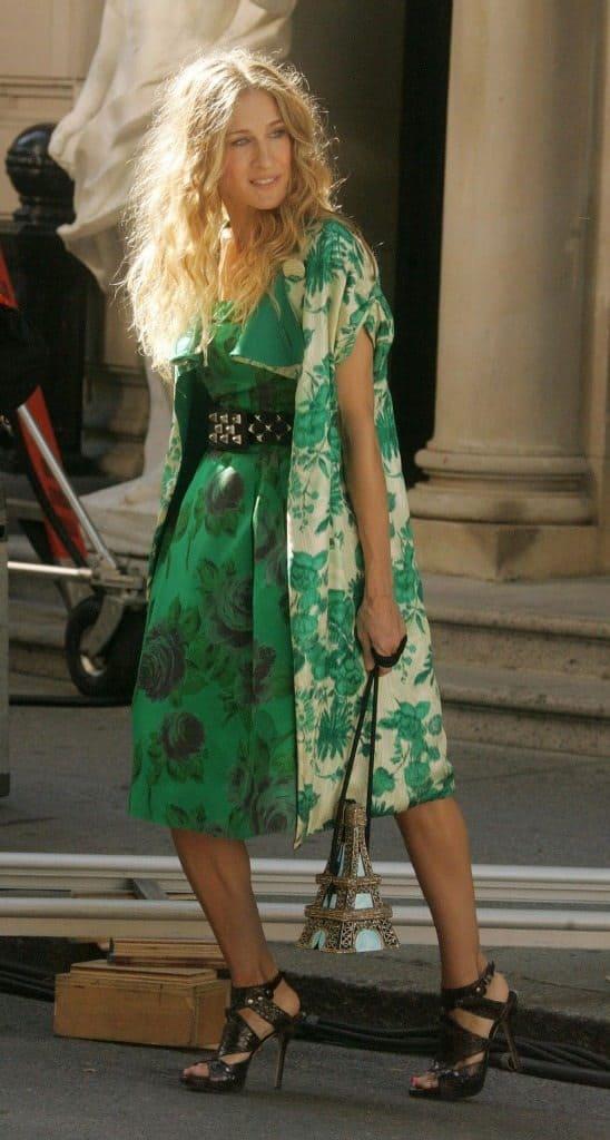 10 Carrie Bradshaw Dresses That Make Us Go Wow 5