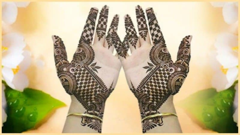 How to Clear Fading Mehendi ! 1