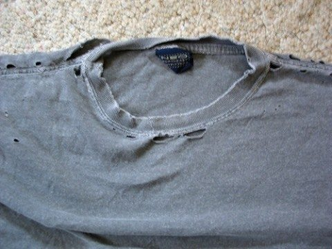 7 types of clothes you must get rid of now t shirt holes