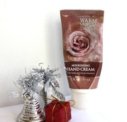 BATH and Body Works Warm Vanilla Sugar Hand Cream Review