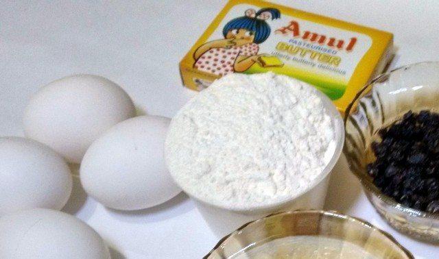 Black Currant Muffin Recipe (4