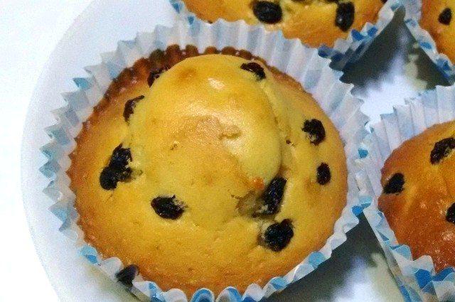 Black Currant Muffin Recipe