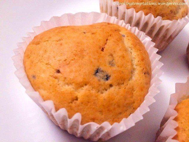Jam Filled Muffin Recipe (7)