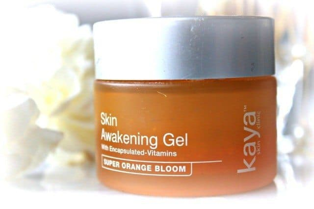 Kaya Skin Awakening Gel Orange Super Bloom Review (3)