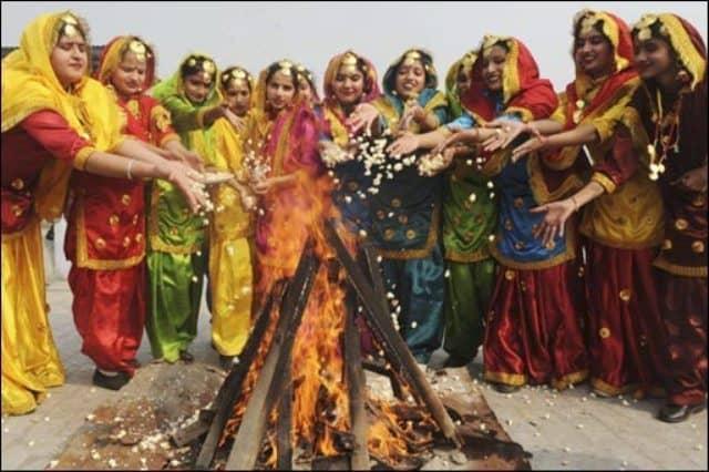 Lohri Folklore