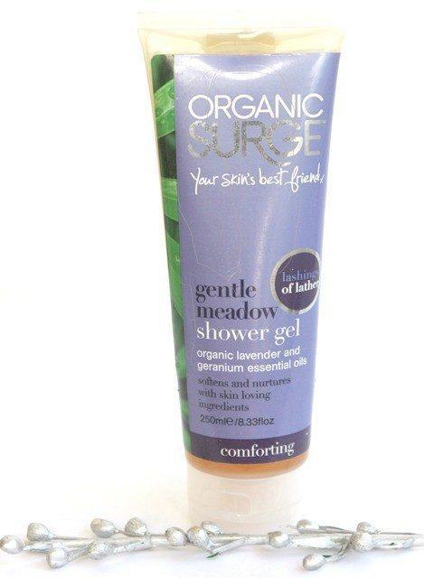 Organic Surge Gentle Meadow Shower Gel (3)