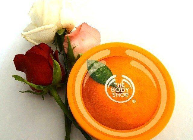 Body Shop Satsuma Body Butter Review (7)