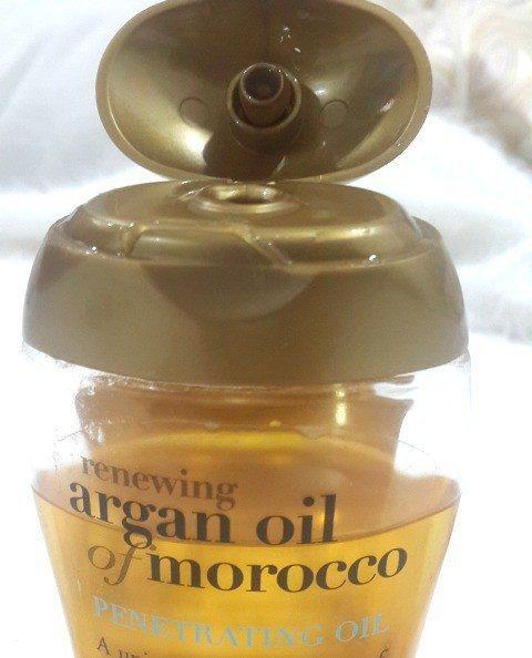Ogx Moroccan Argan Oil Penetrating Serum Review