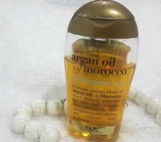 Ogx Moroccan Argan Oil Penetrating Serum 4