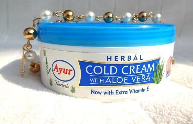 ayur herbals cold cream review 5