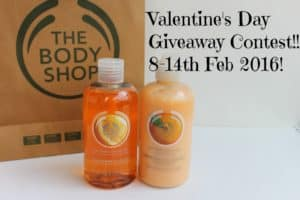 Valentines day giveaway contest