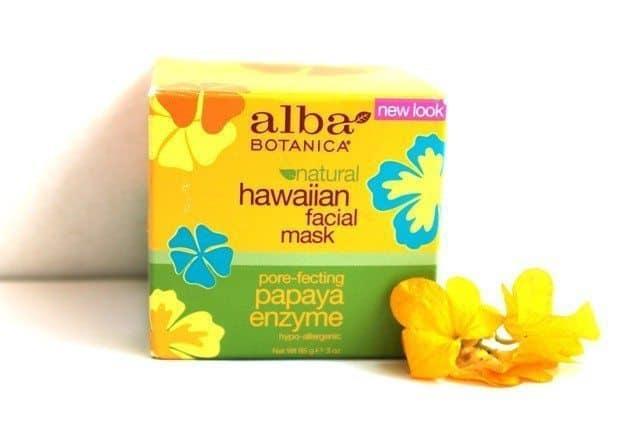 Alba Botanica Papaya Enzyme Masque Review 1