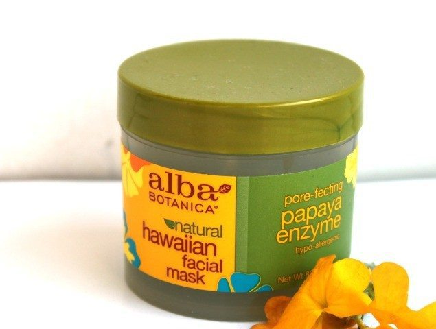 Alba Botanica Papaya Enzyme Masque Review 4