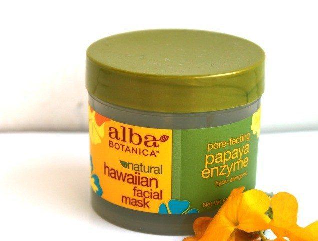 Alba Botanica Papaya Enzyme Masque Review 4