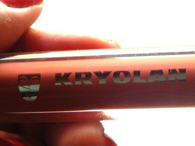 Kryolan Lip Stain Gospel Review 5