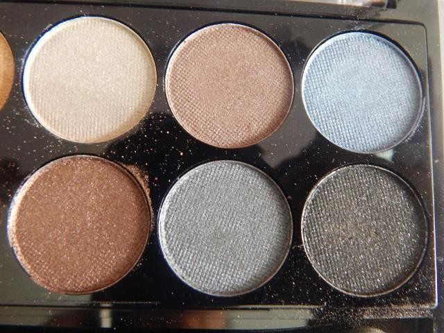 MUA Hall of Fame Eyeshadow Palette Review 7