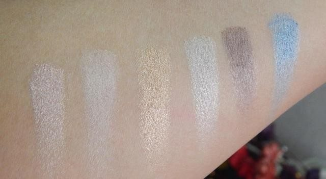 MUA Hall of Fame Eyeshadow Palette Review 9