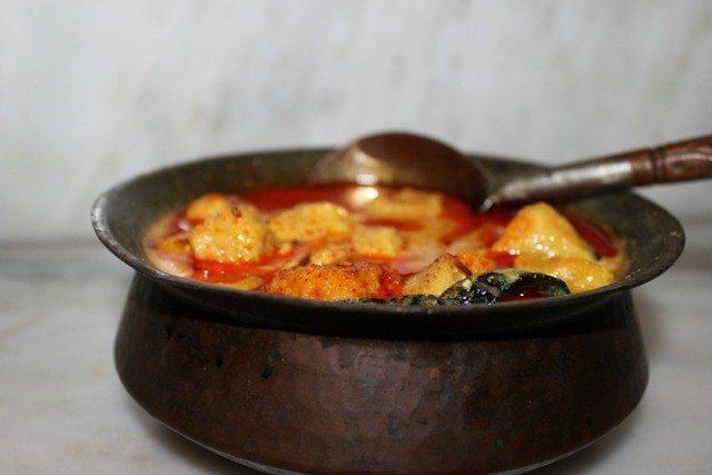 Royal Rajasthan Easy Gatte Ki sabzi Recipe 2