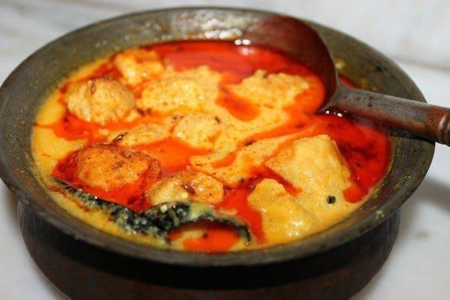 Royal Rajasthan Easy Gatte Ki sabzi Recipe 1