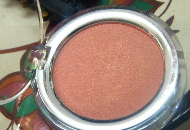 The Body Shop All in One Blusher Ginger 02 Review 4