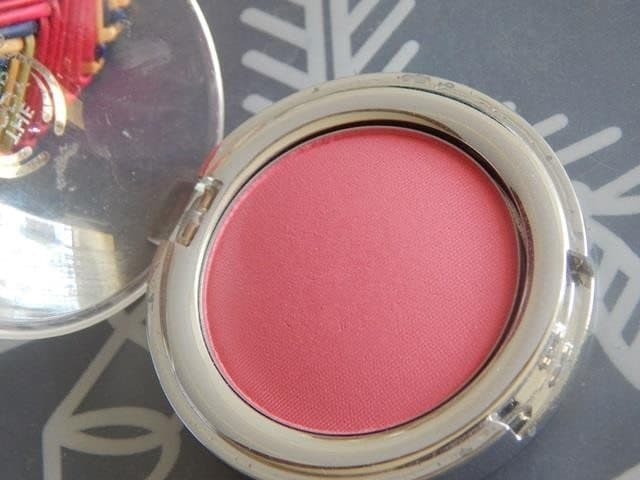 The Body Shop All in One Cheek Color Guava Review 1
