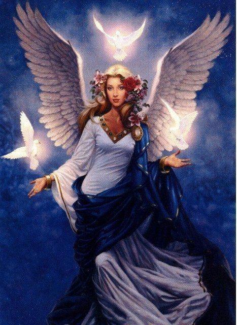 angel healing 9