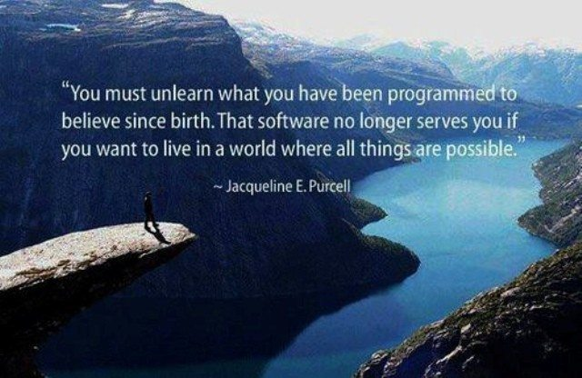 unlearn to learn something new 4
