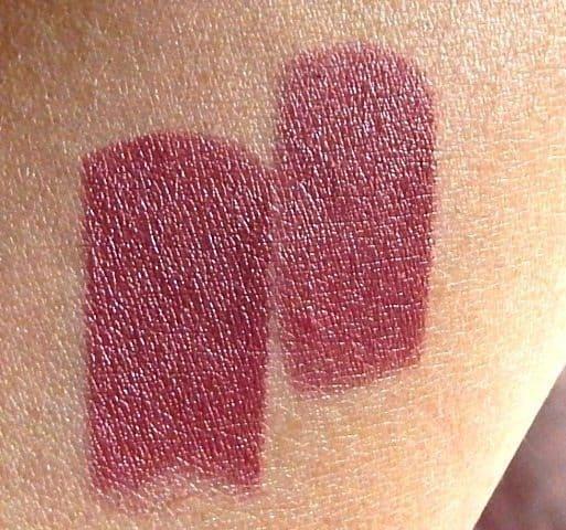 Lakme Enrich Lipstick P152 Review 1