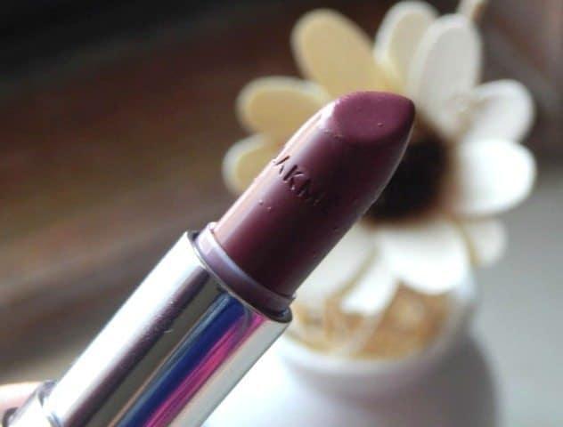 Lakme Enrich Lipstick P152 Review 3