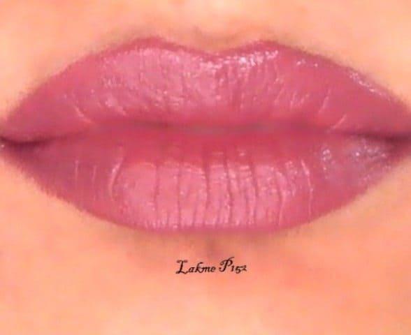 Lakme Enrich Lipstick P152 Review