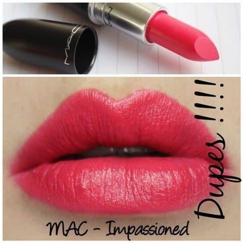 MAC IMpassioned dupes 2