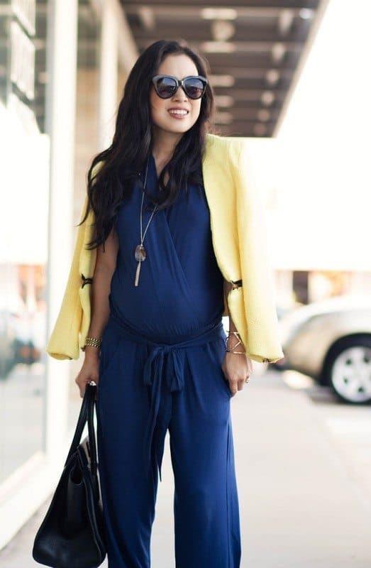 Pregnancy Fashion 12