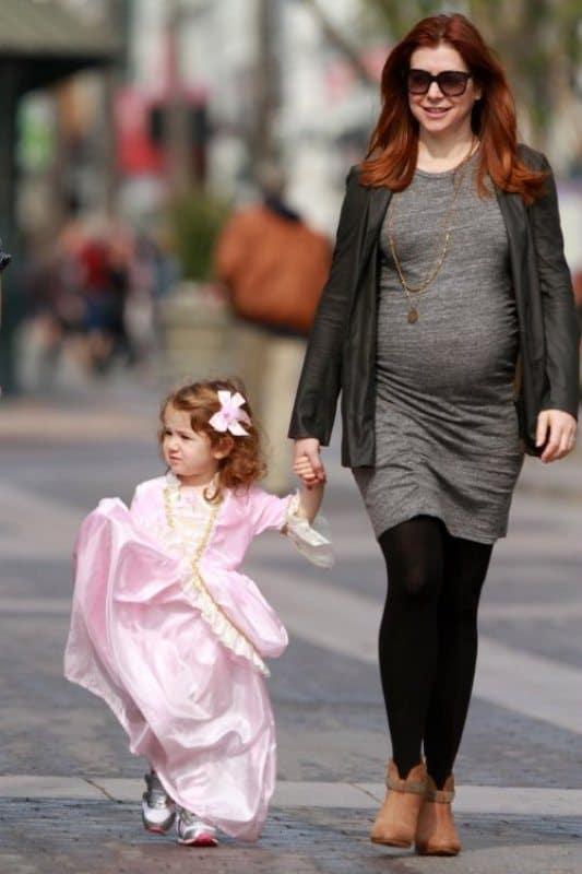 Pregnancy Fashion 10