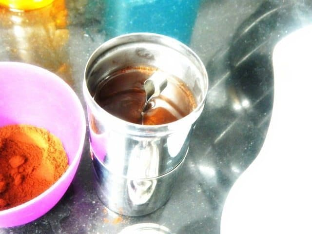 South Indian Filter Coffee Recipe 2