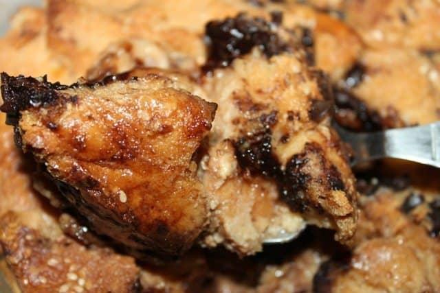 caramel bread pudding recipe 4