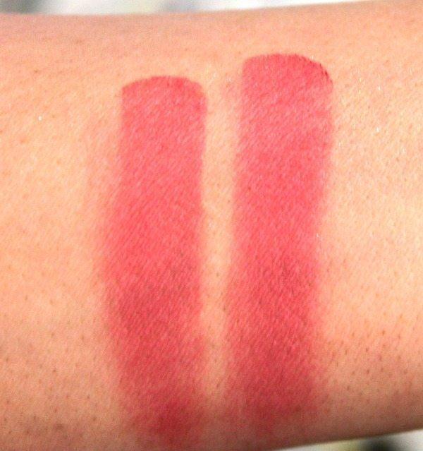 colorbar luminous rouge blush luminous rose review 5