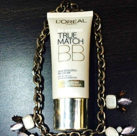 l'oreal true match BB cream review 1