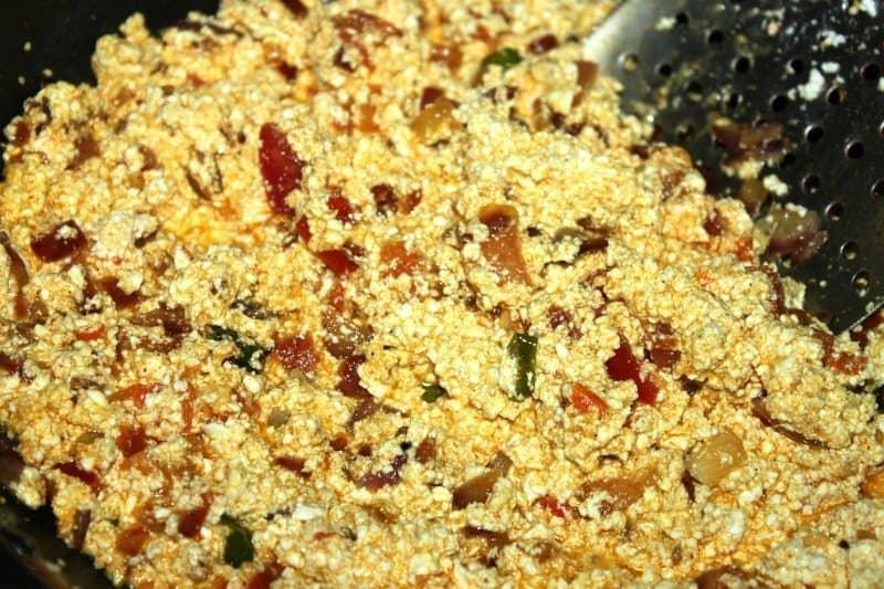 Amritsari Paneer Bhurji Recipe 7