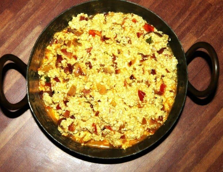 Amritsari Paneer Bhurji Recipe 8