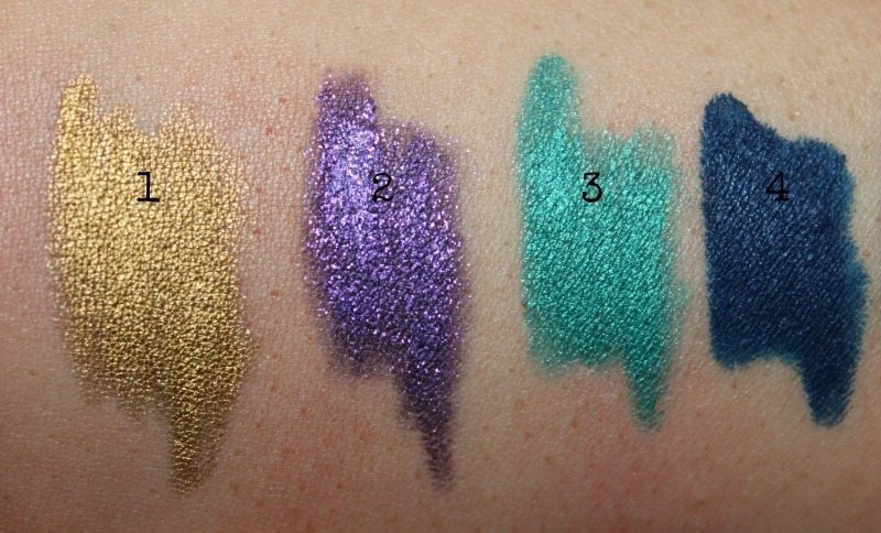Colorbar I glide eyepencil review and swatches 9