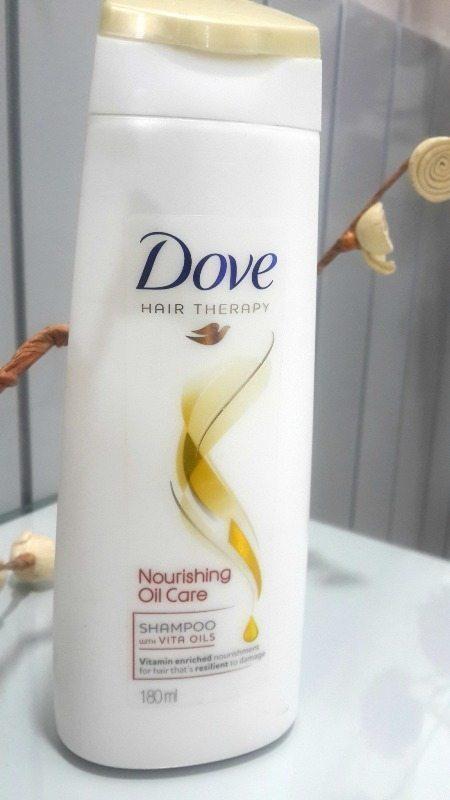 Dove Nourishing Oil Care Shampoo Review