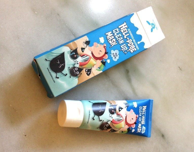 Elizavecca Milky Piggy Hell-Pore Cleanup Mask Review