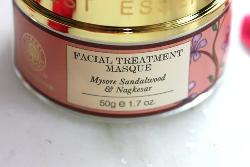 how to use sandalwood for face