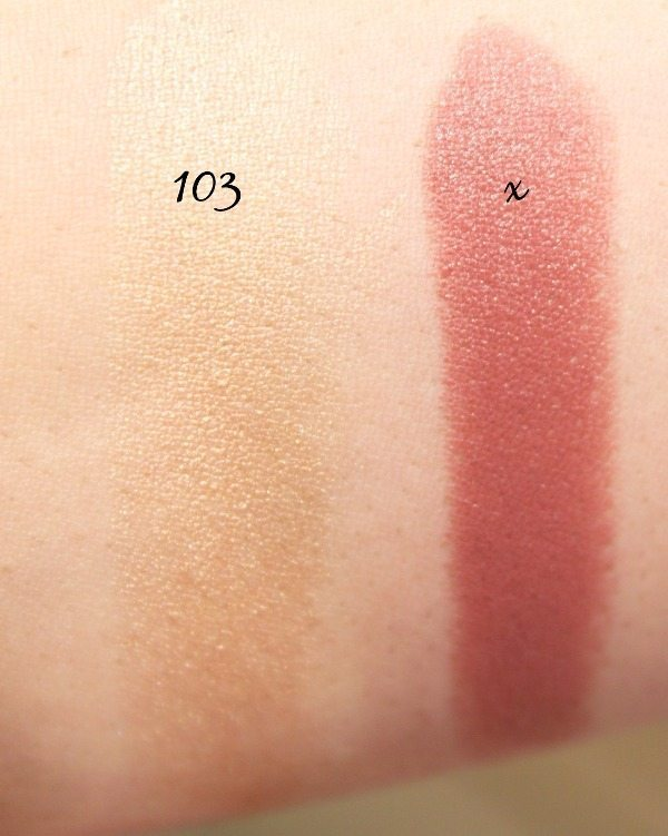 MAC Lipstick Swatches 28