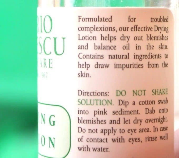 Image result for mario badescu drying lotion review