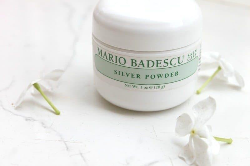Mario Badescu Silver Powder Review 2