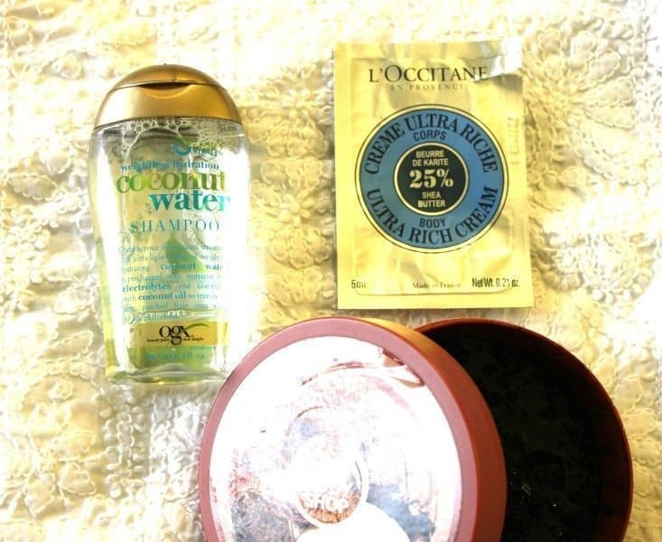 OGX Coconut Water Shampoo Review